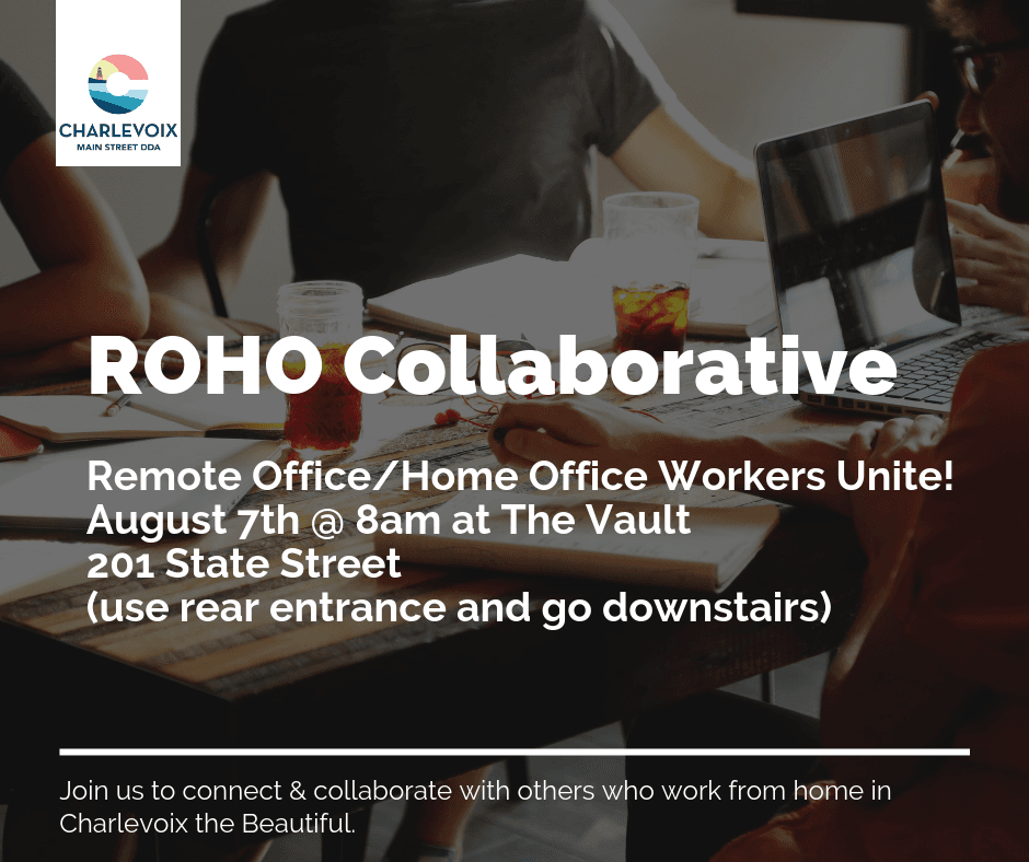 Charlevoix ROHO Meeting August