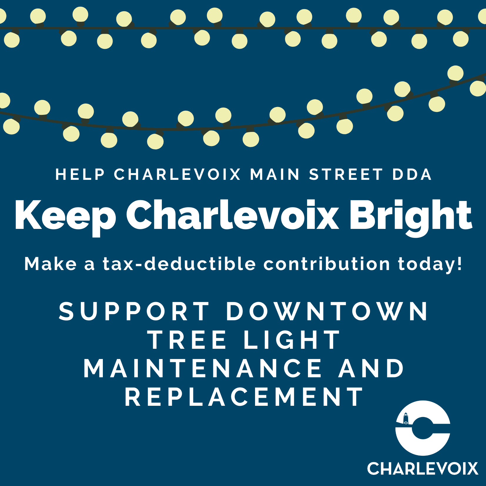 keep charlevoix bright